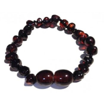 Amber Cherry Bracelet