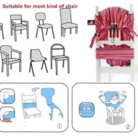 Alilelly Baby Chair